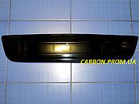 Зимняя заглушка решётки радиатора Рено Трафик Опель Виваро низ 2001-2006 глянец Fly. Утеплитель Renault Trafic