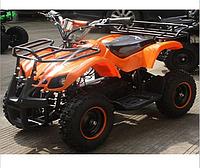 Детский электрический квадроцикл Profi HB-EATV 800 N-7 оранжевый***