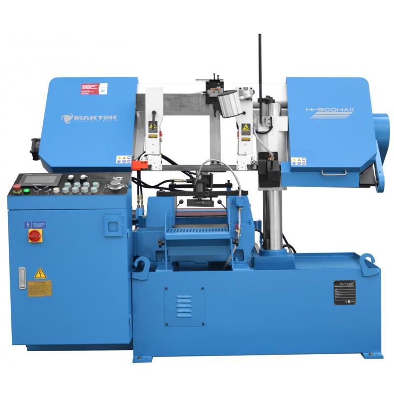 Автоматический колонный ленточнопильный станок CORMAK H-300 HA