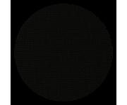 Ткань равномерного переплетения 27 ct. Linda Schulertuch 1235/720 (черный) Black Zweigart 50*35см