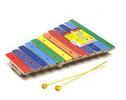 Ксилофон дитячий (12 тонів) Д046у, Ксилофони дитячі
