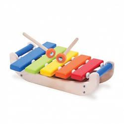 Ксилофон дитячий, дерев'яний, Wonderworld