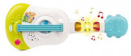 Дитяча іграшка гітара Cotoons зі звуком і світлом, від 1 року