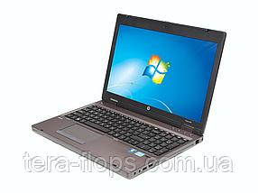 Ноутбук HP ProBook 6560b 15.6'' i5 2450M DDR3 8GB 320GB Intel HD Graphics 3000 (A7J97UT#ABA) Б/У
