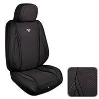 Чехлы автомобильные Status на передние и задние сиденья автомобиля для Peugeot
