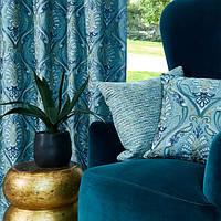 Середземноморський блюз в колекціях текстилю від Prestigious Textiles