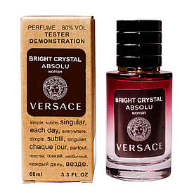 Versace Bright Crystal Absolu TESTER LUX, женский, 60 мл