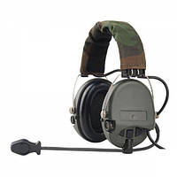 Гарнитура Z Tactical ZSordin Headset Black