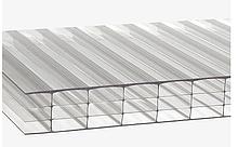 Стільниковий полікарбонат ТМ Oscar Premium 8мм 4Н прозорий 2100х6000мм