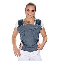 Май-рюкзак HOPPEDIZ BONDOLINO Plus One Size Denim