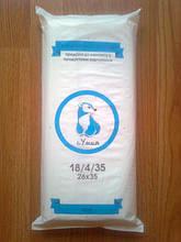 Пакеты фасовочные 18х35 см., плотные оптом купить Киев