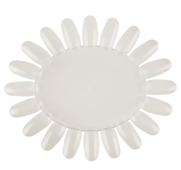 Комплект Палитра-ромашка на 20 ногтей (10 штук в упаковке)