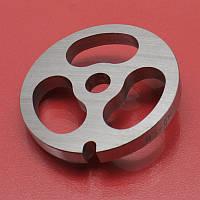 Решітка для м'ясорубки Bosch Champion ковбасна, фото 1