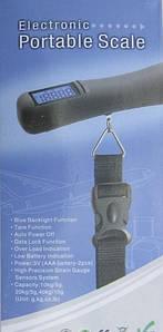 Весы электронные, кантерные до 40 кг с LCD дисплеем