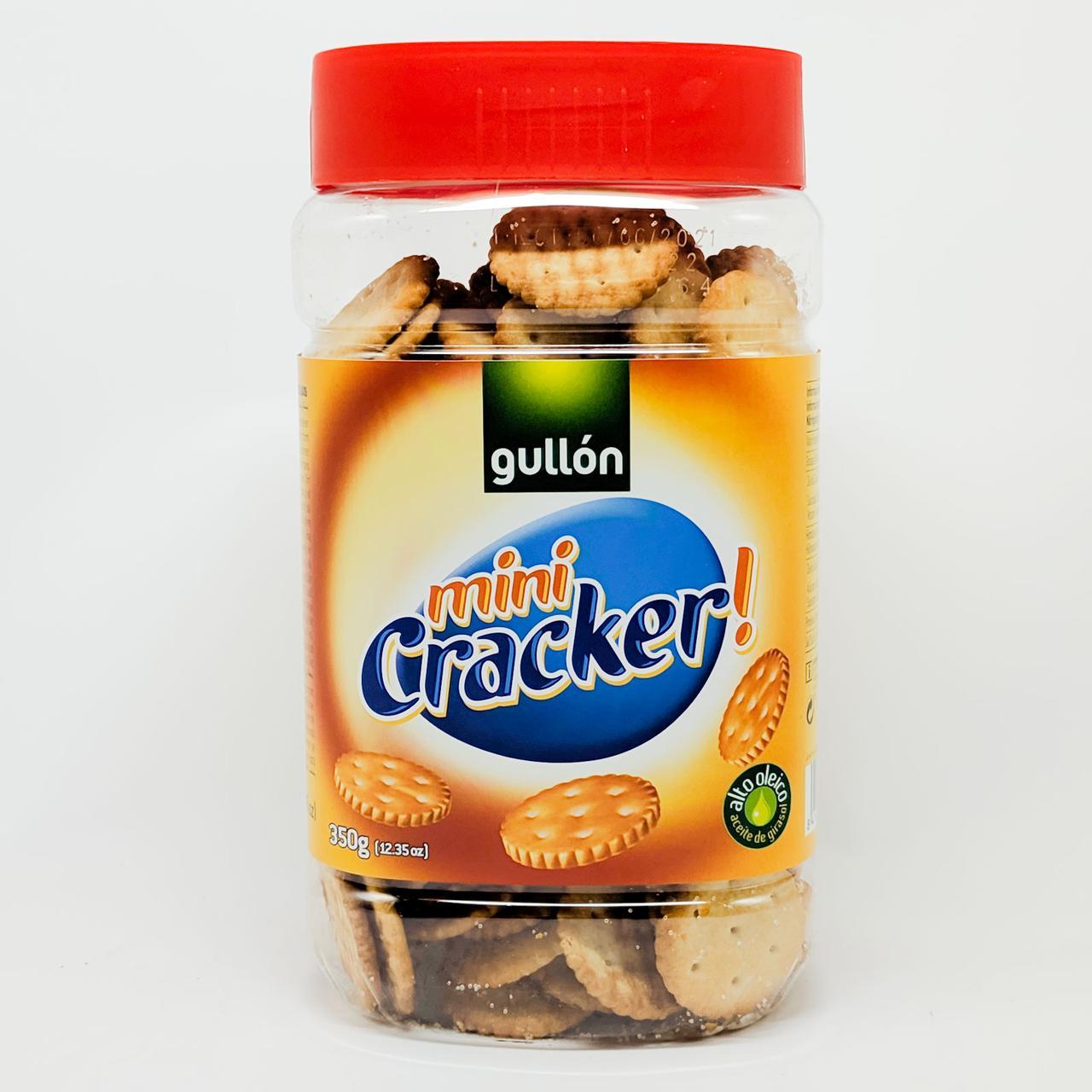 Мини крекеры Gullon Mini Cracker 350 gramm