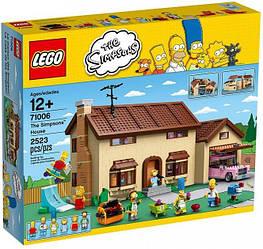 Lego Simpsons Дом Симпсонов 71006