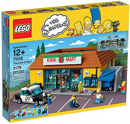 Lego Simpsons Магазин «На скорую руку» 71016