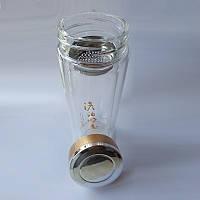 Скляна колба для заварювання чаю інфузер 300 мл, фото 2
