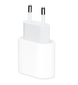 Зарядное устройство для Apple 20W USB-C Power Adapter (MHJ83ZM) A2347 (white)