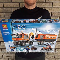 Конструктор Арктическая Станция Bela 10440 394 детали