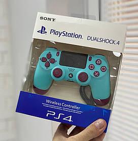 Джойстик Sony PlayStation DualShock 4 беспроводной геймпад Bluetooth Бирюзовый