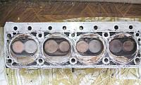 Головка блока цилиндров ГАЗ Волга 2410 31029 3110 31105 ГБЦ в сборе двигатель УМЗ 4216 инжекторная бу