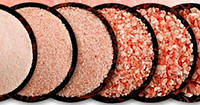 Соль гималайская черная 100 г+соль розовая гималайская 100 г