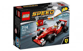 LEGO ЛЕГО Speed Champions Scuderia Ferrari SF16-H 75879