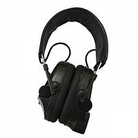 Гарнитура Z Tactical Z035 COMTAC I VER.IPSC Headset Black