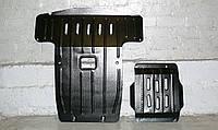 Защита картера двигателя, акпп Mercedes-Benz GL-Class (X164) 2006-