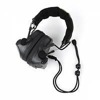 Гарнитура Z Tactical Z036 COMTAC II VER.IPSC Headset Black, фото 1