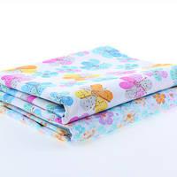 """Набор кусочков ткани для пэчворка """"яркие цветы"""""""