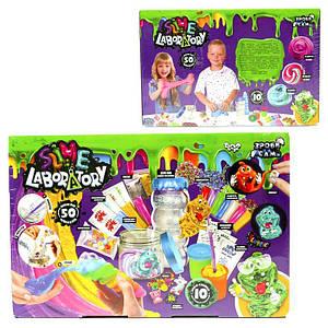 """Безпечне освітнє креативне творчість """"Slime Laboratory"""" УКР, (Оригінал)"""