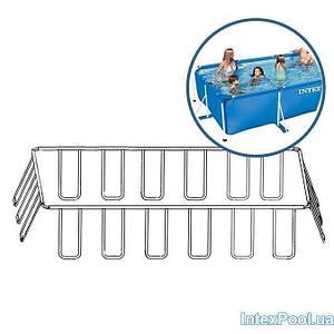 Каркас Intex 88270 для басейнів Small Frame 28270. Розмір 220 х 150 х 60 см, (Оригінал)