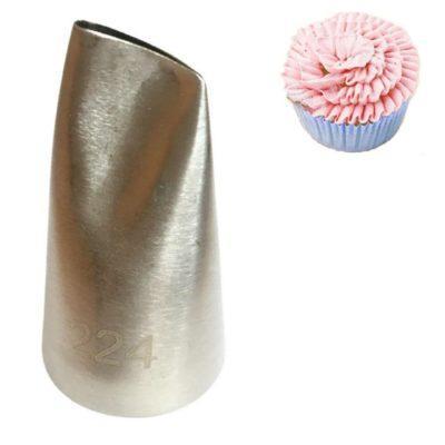Насадка кондитерская для крема №224