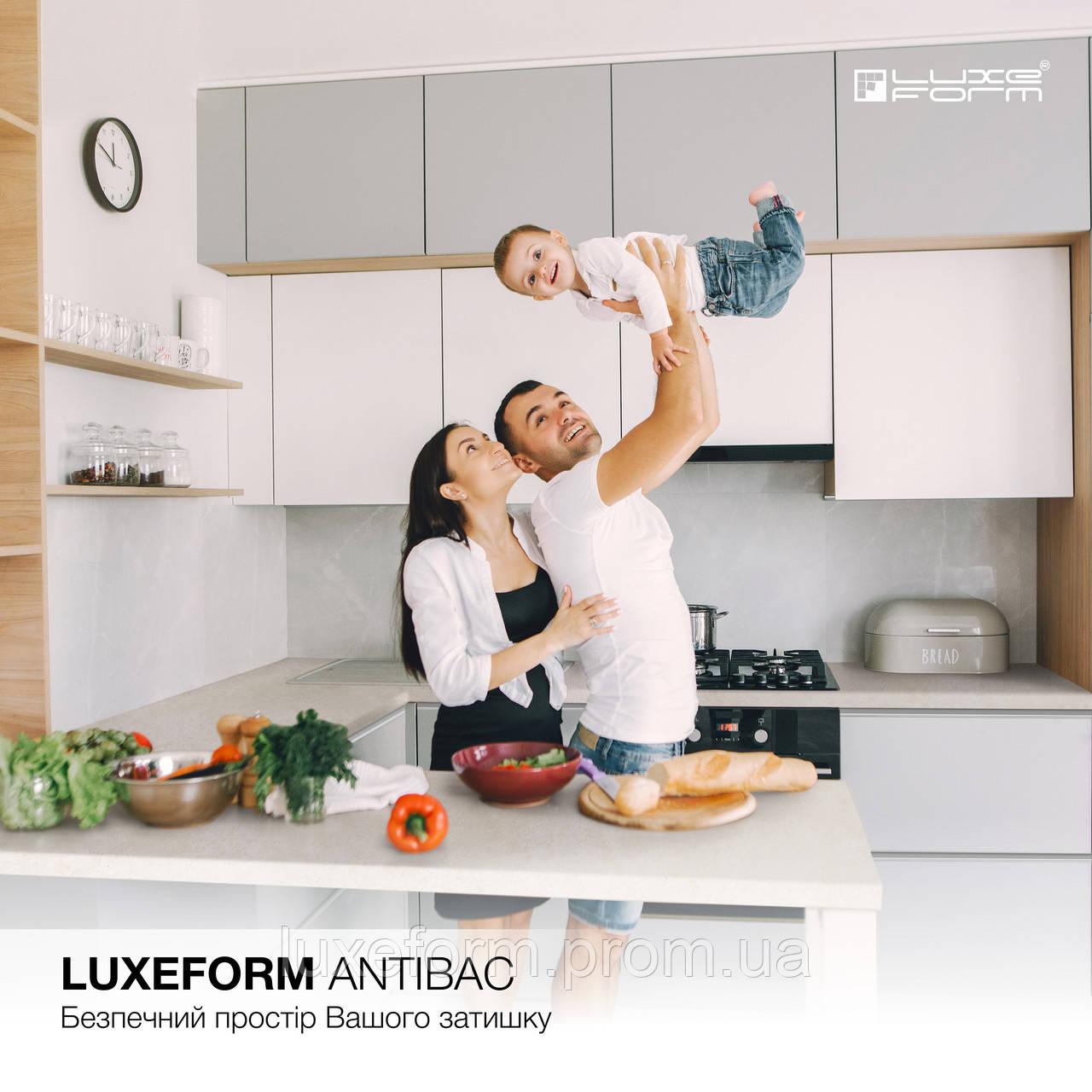 LuxeForm Antibac – надійний помічник для підтримки чистоти!