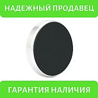 Універсальний магнітний тримач для телефону в автомобіль «Шашка» (металік), фото 1
