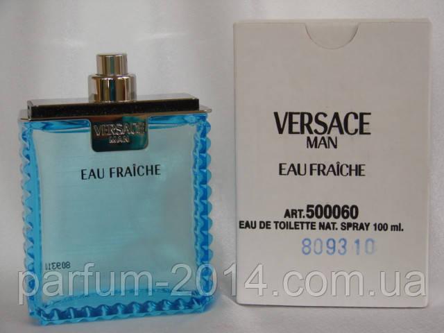 демонстрационный тестер Versace Man Eau Fraiche Tester реплика