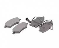 Колодки тормозные передние PREMIUM Чери Аризо 7 Chery Arrizo 7 J42-3501080