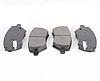 Колодки тормозные передние PREMIUM Чери Тигго Chery Tiggo T11-3501080BA