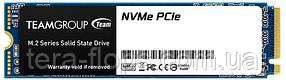 SSD M.2 накопитель Team MP33 128GB NVMe 1.3 (TM8FP6128G0C101) Новый