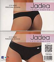 Jadea 510 nero, Трусики стринг классической формы Jadea 510 nero