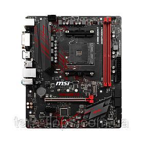 Материнська плата MSI B450M Gaming Plus Socket AM4 (B450M-GAMING-PLUS) Б/У