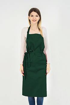 Фартук Latte Удлиненный Зеленый