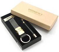 Подарочный набор HONEST из 2-х предметов. Ручка+брелок алPN1-218