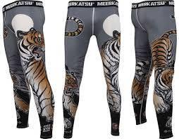 Компресійні штани MEERKATSU Tiger Spats