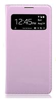 Светло-розовый чехол флип для Samsung Galaxy S4 i9500