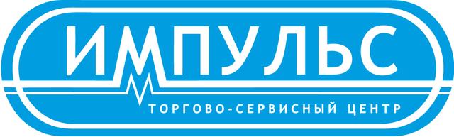 Логотип ТСЦ «Импульс»