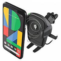Автокрепление для смартфона iOttie Easy One Touch Wireless 2 Air Vent/CD Mount (HLCRIO143)