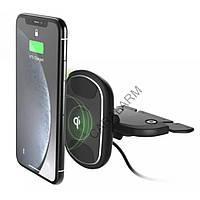 Автокрепление для смартфона iOttie iTap 2 Wireless CD Slot Mount (HLCRIO139)